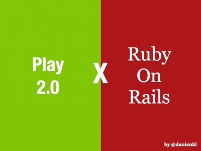 Rails vs Play Framework